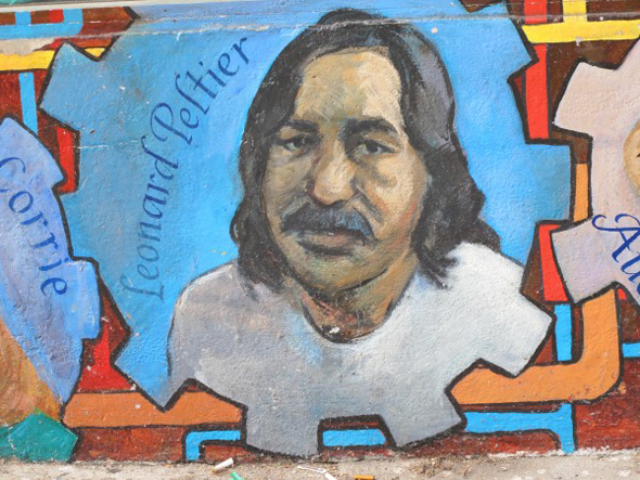 Speaking My Blood:The Transformative Wordsof Leonard Peltier