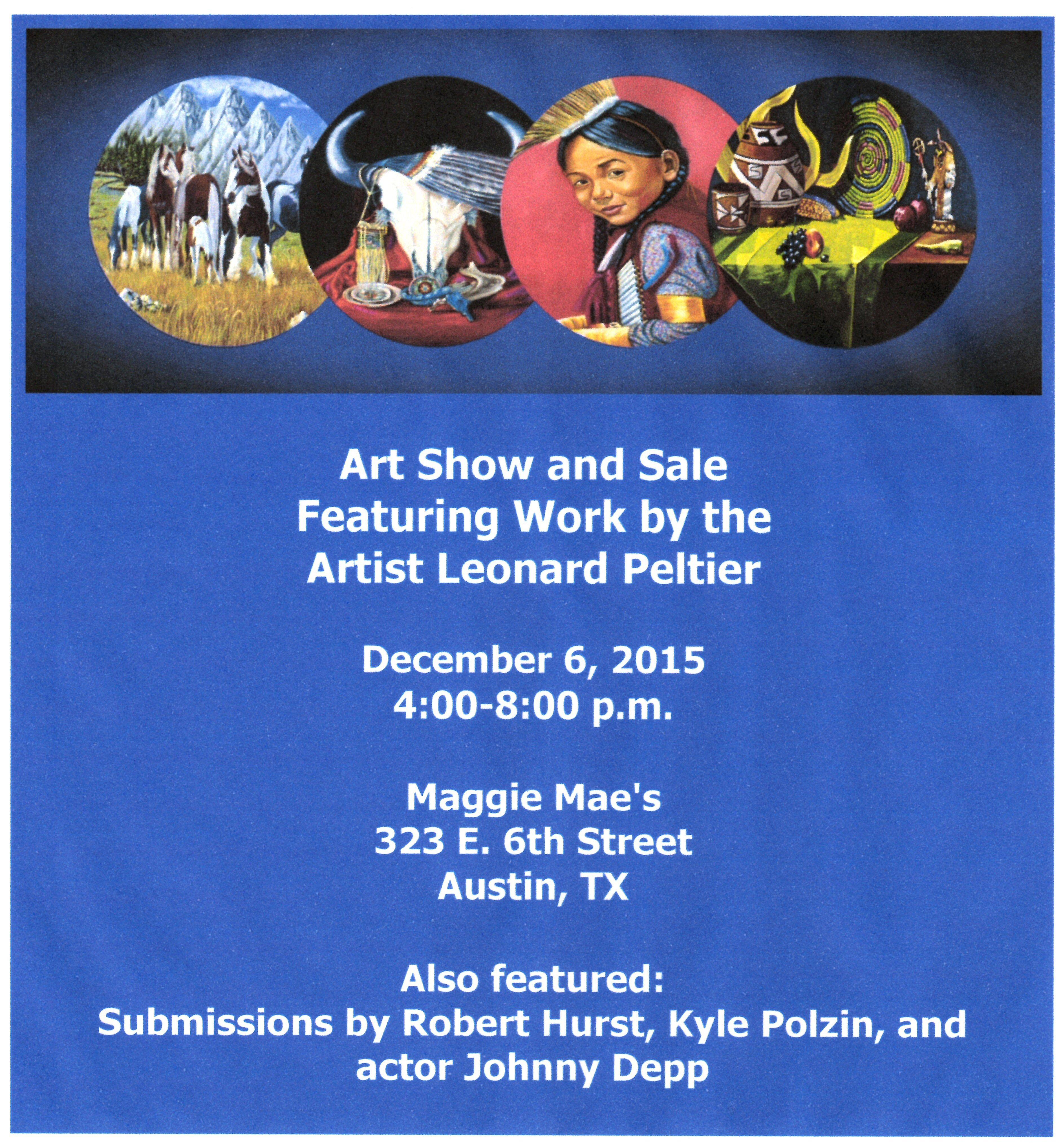 Art Exhibit and Sale
