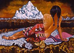 White Mountain Lady 2000