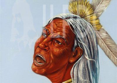 Meskwaki Warrior
